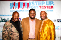 Black Gay Guys Rock - Step Up. Get Tested. #SUGT2014