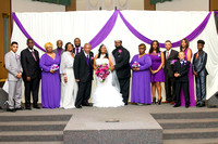 Ceremony and Portraits - Iven and Elanore's Wedding